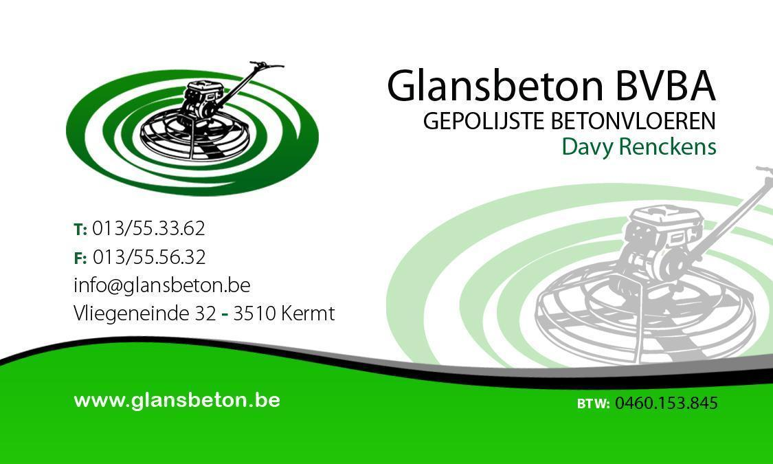 Referenties Glansbeton